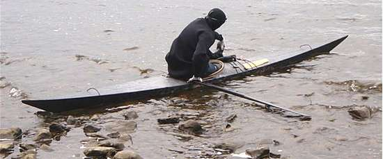 Kayarchy Sea Kayak Construction Methods 5 Skin On Frame