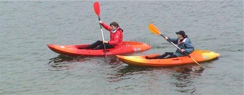 Kayarchy - sea kayaks vs  other kayaks and canoes (2)