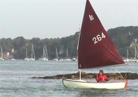 Lymington River Scow