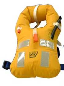 Sea kayaking lifejacket