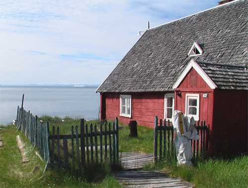 House in Greenland