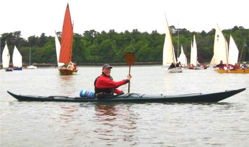Sea kayak and small boats