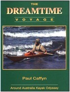 Book cover - The Dreamtime Voyage