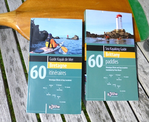 Brittany kayaking guide