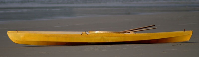 SC-1 design from Cape Falcon Kayak